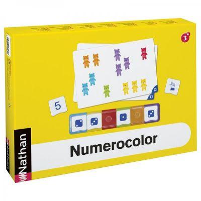Numerocolor pentru 2 copii