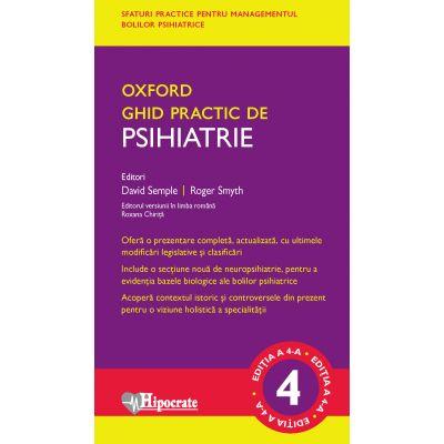 Ghid Practic de Psihiatrie Oxford (Ghidurile Medicale Oxford)