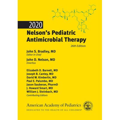 2020 Nelson's Pediatric Antimicrobial Therapy