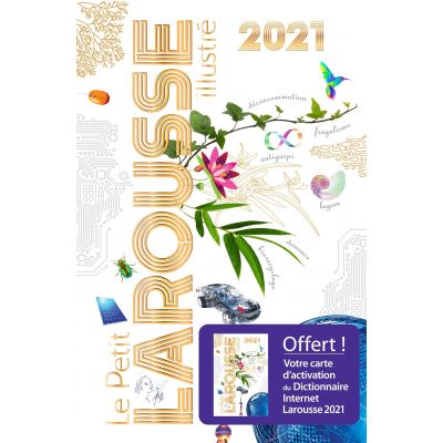 Petit Larousse Illustré 2021